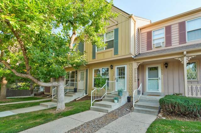 10238 W Dartmouth Avenue, Lakewood, CO 80227 (#5432825) :: Chateaux Realty Group