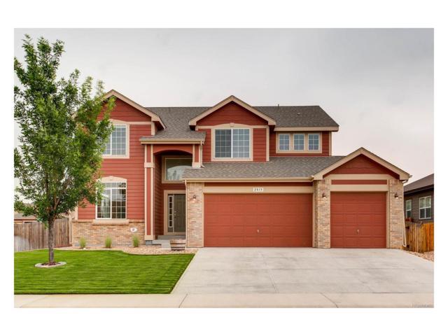 2815 Blue Acona Way, Johnstown, CO 80534 (MLS #5433234) :: 8z Real Estate