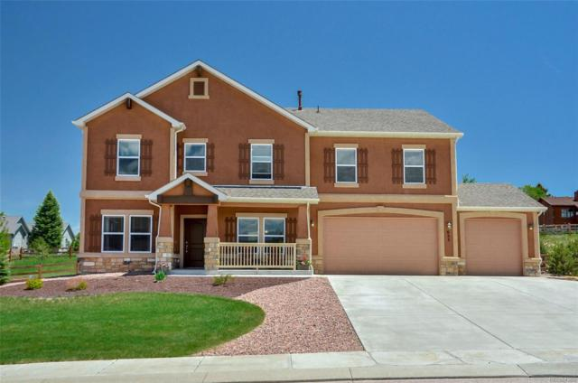 655 Woodmoor Acres Drive, Monument, CO 80132 (#5433332) :: My Home Team