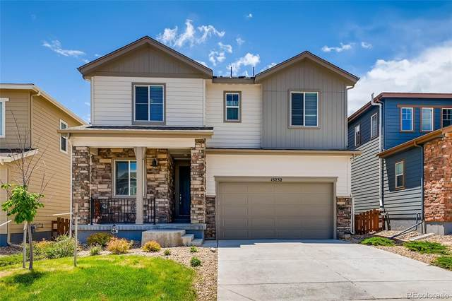 15232 W 93rd Place, Arvada, CO 80007 (#5433443) :: The DeGrood Team