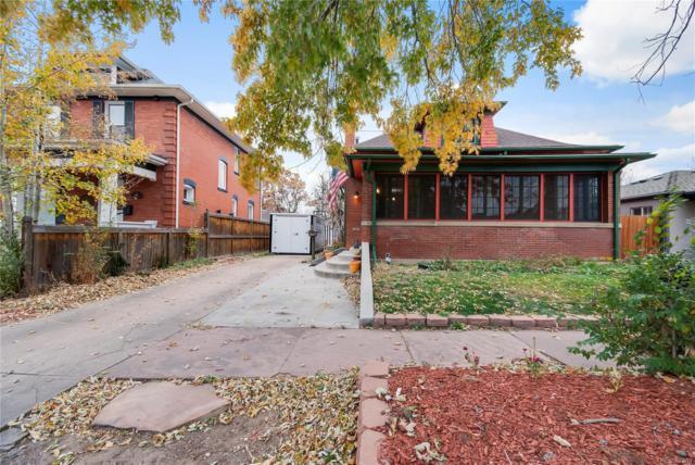 685 S Logan Street, Denver, CO 80209 (#5433877) :: My Home Team