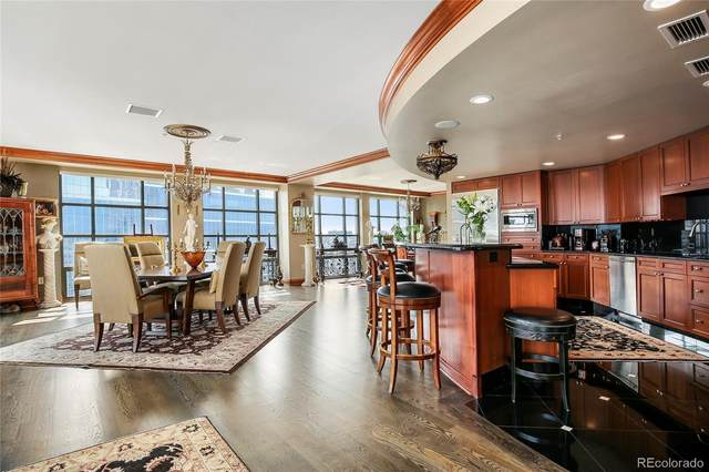 1590 Little Raven Street Ph1, Denver, CO 80202 (#5434338) :: The Dixon Group