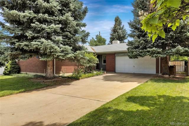 1240 W 104th Place, Northglenn, CO 80234 (MLS #5434586) :: 8z Real Estate