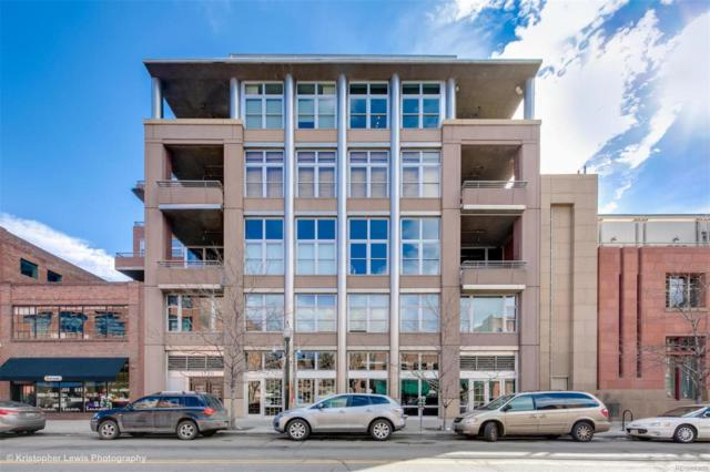 1720 Wazee Street 6B, Denver, CO 80202 (#5434837) :: Bring Home Denver with Keller Williams Downtown Realty LLC