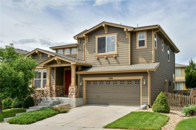 5284 Clovervale Circle, Highlands Ranch, CO 80130 (#5434841) :: HomePopper