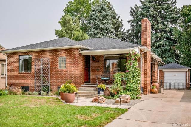 714 Elm Street, Denver, CO 80220 (#5434907) :: Bring Home Denver with Keller Williams Downtown Realty LLC