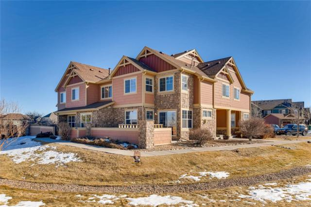 23404 E Dorado Place B, Aurora, CO 80016 (#5435010) :: The Griffith Home Team
