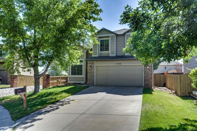 11306 Haswell Court, Parker, CO 80134 (MLS #5435209) :: 8z Real Estate