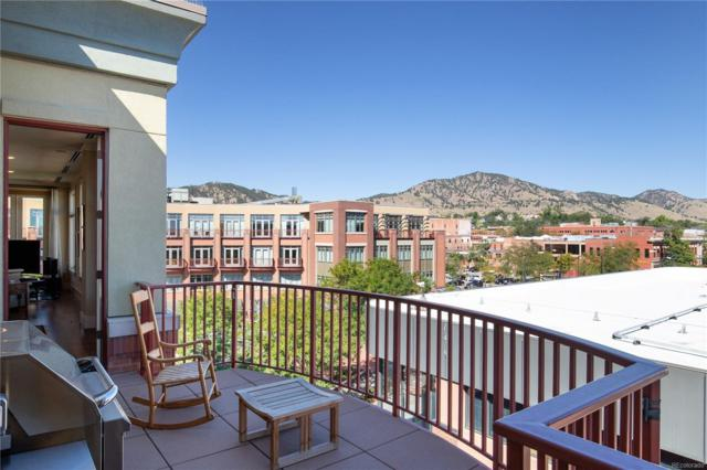 1301 Canyon Boulevard #401, Boulder, CO 80302 (#5435292) :: The Healey Group