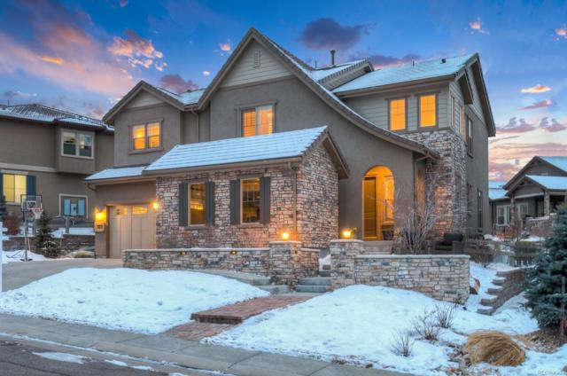 10789 Manorstone Drive, Highlands Ranch, CO 80126 (#5435538) :: Keller Williams Action Realty LLC