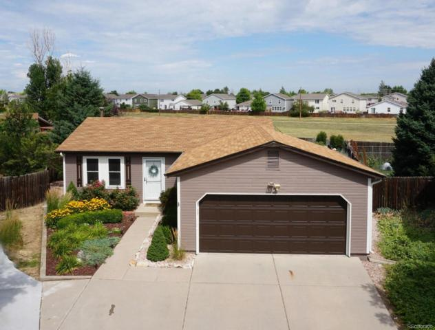 8373 Curlycup Place, Parker, CO 80134 (#5435643) :: HomePopper