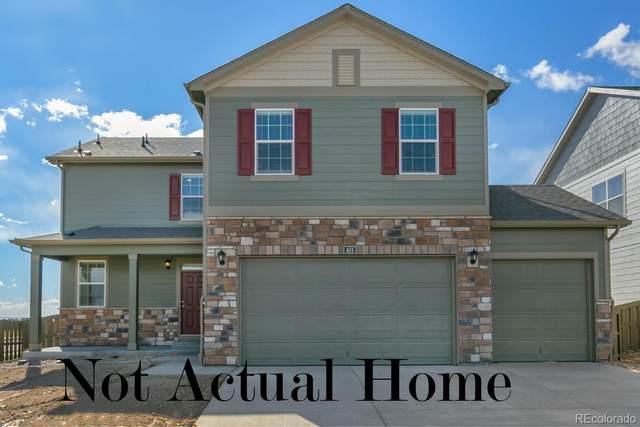 1644 Clarendon Drive, Windsor, CO 80550 (MLS #5435728) :: Kittle Real Estate