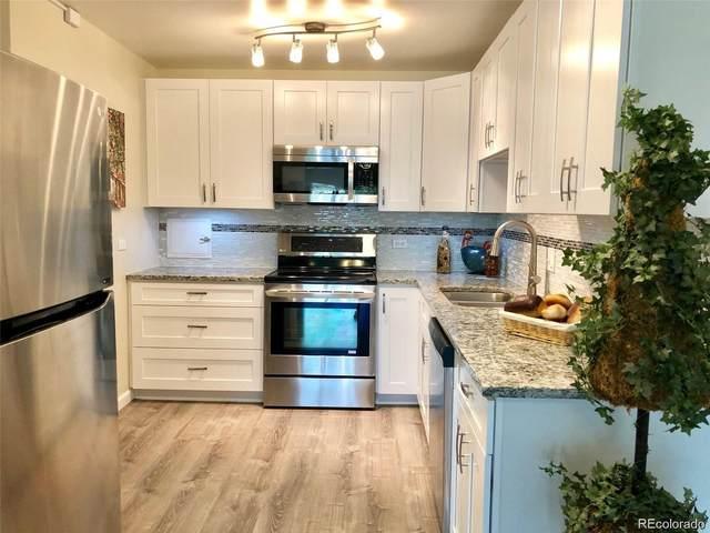625 S Clinton Street 6B, Denver, CO 80247 (#5435858) :: Finch & Gable Real Estate Co.