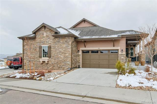 3618 New Haven Circle, Castle Rock, CO 80109 (#5436003) :: The HomeSmiths Team - Keller Williams