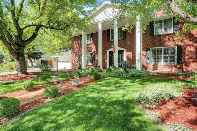 6169 E Princeton Circle, Cherry Hills Village, CO 80111 (MLS #5436464) :: 8z Real Estate