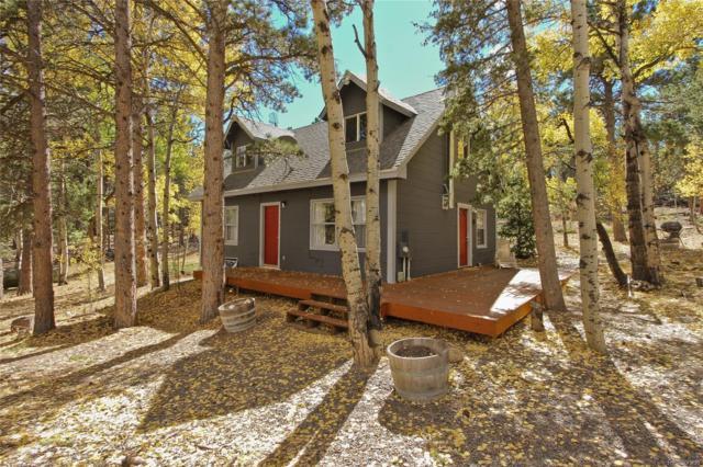 122 Ridge Road, Ward, CO 80481 (MLS #5436628) :: 8z Real Estate