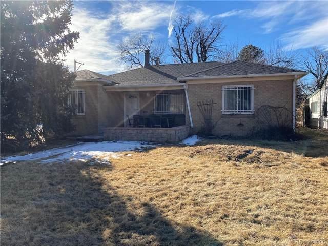 1601 Quebec Street, Denver, CO 80220 (MLS #5436811) :: 8z Real Estate