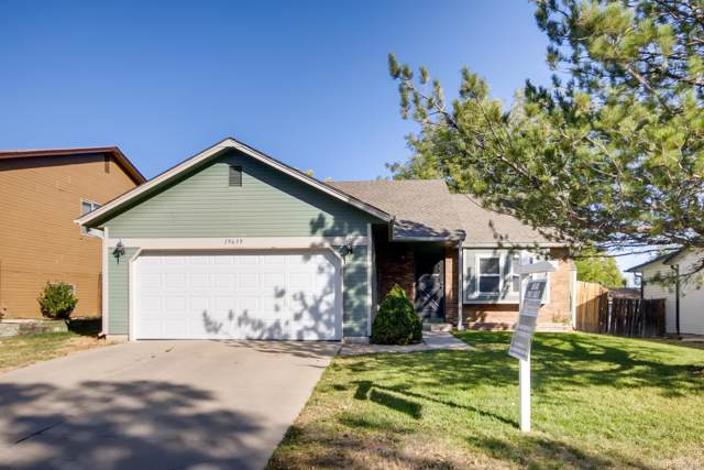 19639 E Purdue Place, Aurora, CO 80013 (MLS #5436959) :: 8z Real Estate