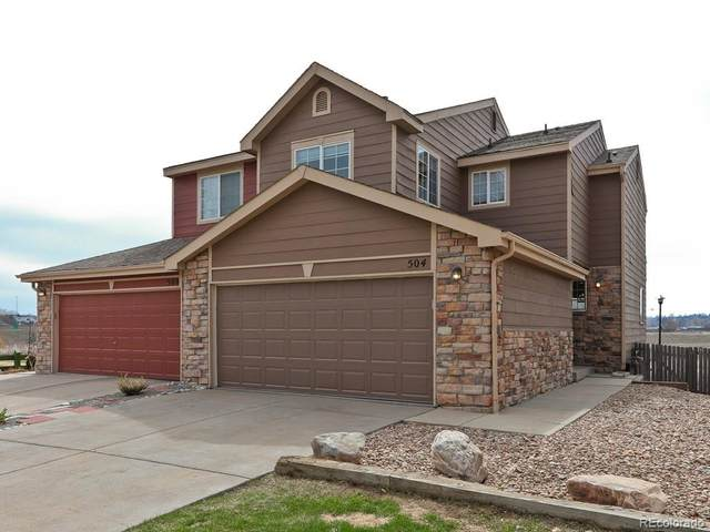 504 W 91st Circle, Thornton, CO 80260 (#5437001) :: Wisdom Real Estate