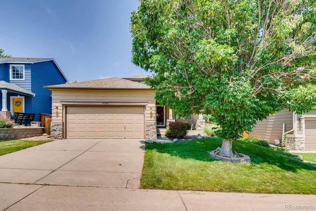 5123 Sydney Avenue, Highlands Ranch, CO 80130 (MLS #5437025) :: Find Colorado