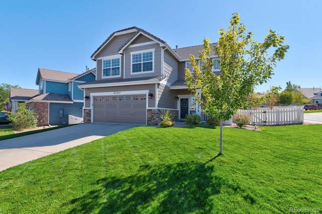 4307 Beautiful Circle, Castle Rock, CO 80109 (#5437162) :: Chateaux Realty Group