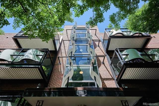 1245 Columbine Street #401, Denver, CO 80206 (#5437524) :: Berkshire Hathaway HomeServices Innovative Real Estate
