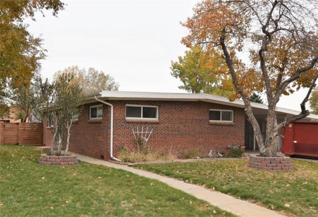 28 W Broadmoor Drive, Littleton, CO 80120 (MLS #5437977) :: 8z Real Estate