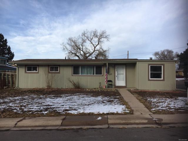 4307 S Jason Street, Englewood, CO 80110 (MLS #5438103) :: 8z Real Estate