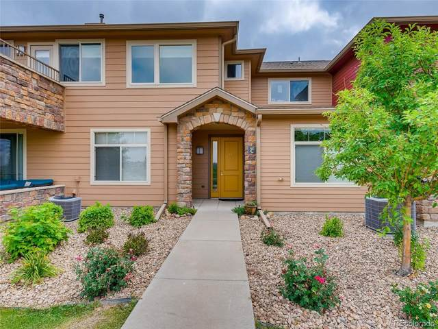 8627 Gold Peak Place C, Highlands Ranch, CO 80130 (#5438137) :: Kimberly Austin Properties