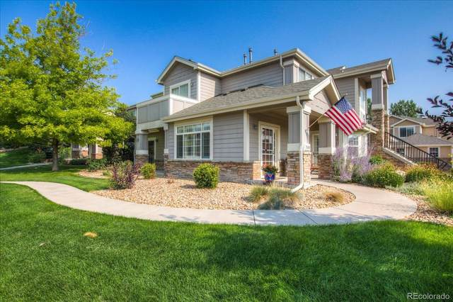 7548 Pineridge Trail F7-101, Castle Pines, CO 80108 (MLS #5438266) :: Find Colorado