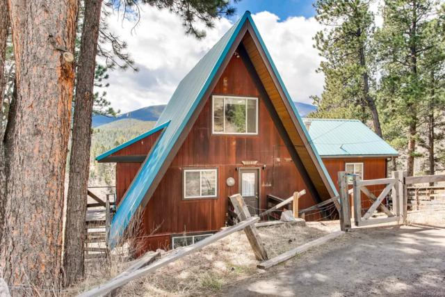 32084 Ponderosa Way, Evergreen, CO 80439 (#5438446) :: Structure CO Group