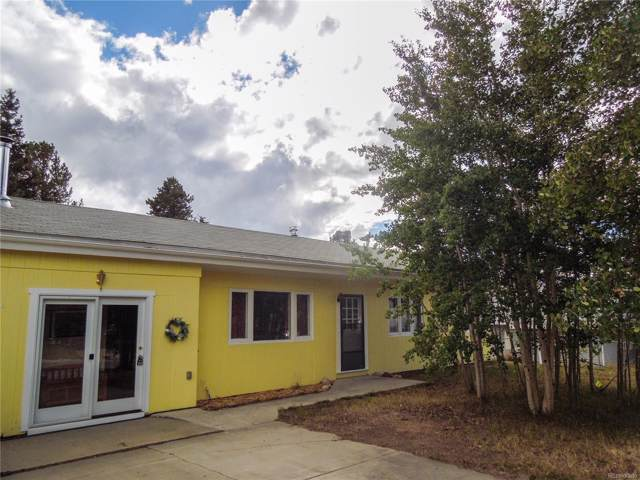 324 Mount Sherman Drive, Leadville, CO 80461 (#5438606) :: The Healey Group