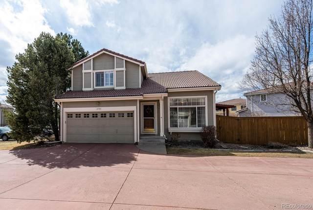 1499 Laurenwood Way, Highlands Ranch, CO 80129 (#5438638) :: The Dixon Group