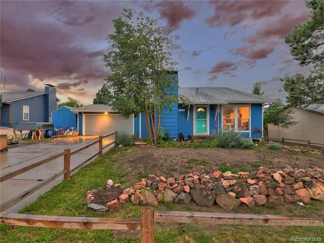 3291 Teardrop Circle, Colorado Springs, CO 80917 (MLS #5439297) :: Clare Day with Keller Williams Advantage Realty LLC