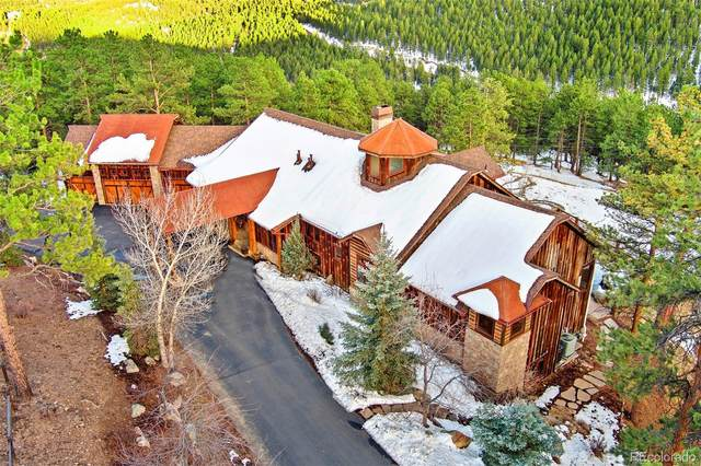 34256 Ranchero Road, Evergreen, CO 80439 (MLS #5439463) :: The Sam Biller Home Team
