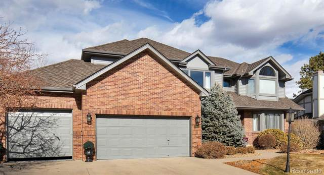 5453 E Nichols Place, Centennial, CO 80122 (#5439945) :: Berkshire Hathaway HomeServices Innovative Real Estate