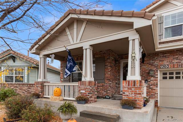 1202 S Duquesne Circle, Aurora, CO 80018 (MLS #5440027) :: Kittle Real Estate