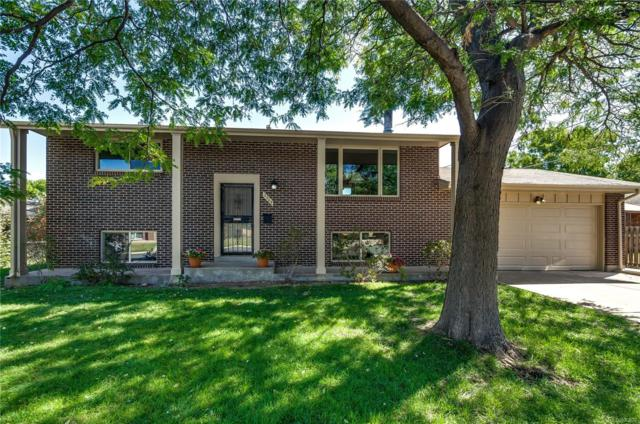 3964 W Quigley Drive, Denver, CO 80236 (#5440417) :: The DeGrood Team