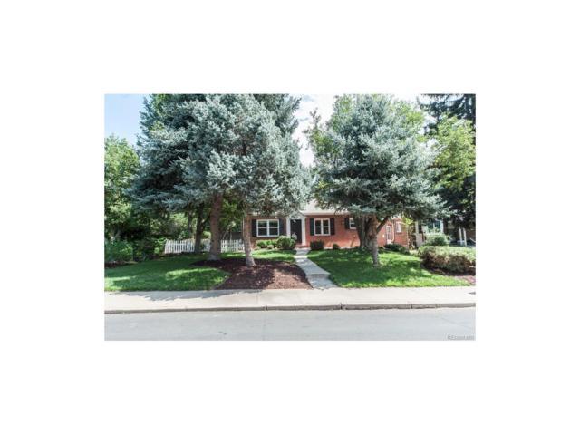 1636 Forest Street, Denver, CO 80220 (MLS #5440779) :: 8z Real Estate