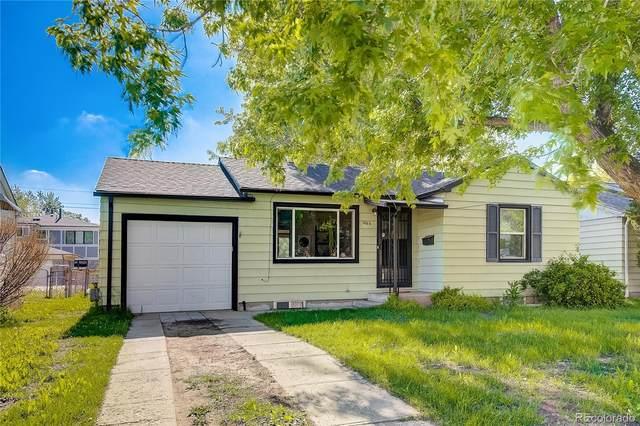 1664 S Adams Street, Denver, CO 80210 (#5440841) :: Portenga Properties