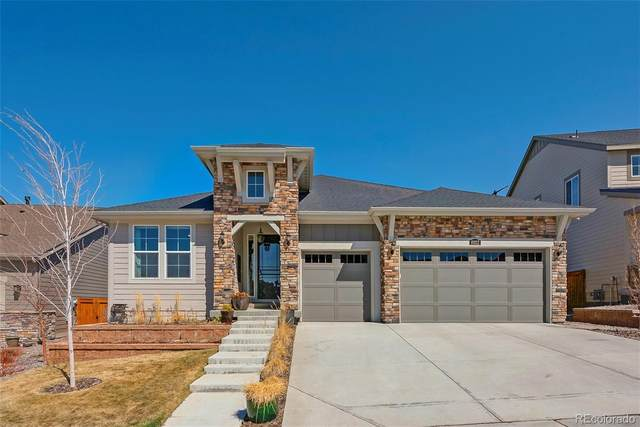 6922 Hyland Hills Street, Castle Pines, CO 80108 (#5440930) :: The DeGrood Team