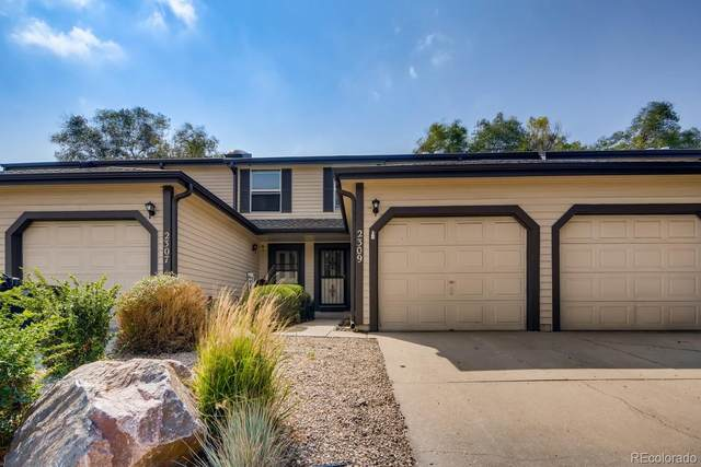 2309 Lexington Village Lane, Colorado Springs, CO 80916 (#5441137) :: The Colorado Foothills Team   Berkshire Hathaway Elevated Living Real Estate