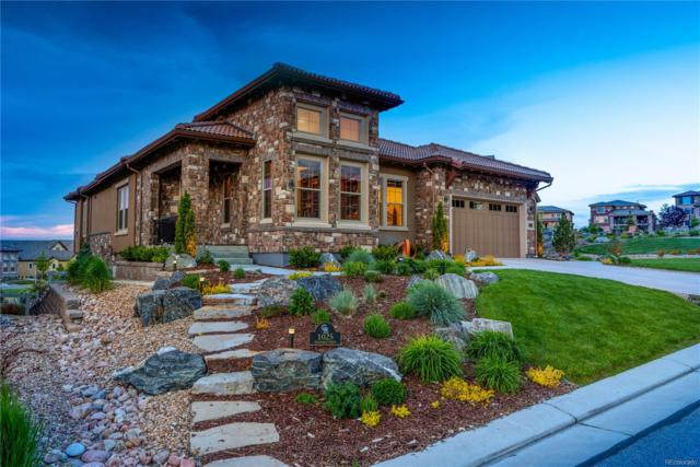 1025 Wildcrest Point, Highlands Ranch, CO 80126 (#5441232) :: The HomeSmiths Team - Keller Williams