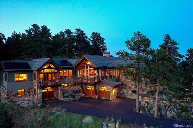 1883 Montane Drive, Golden, CO 80401 (#5441700) :: You 1st Realty