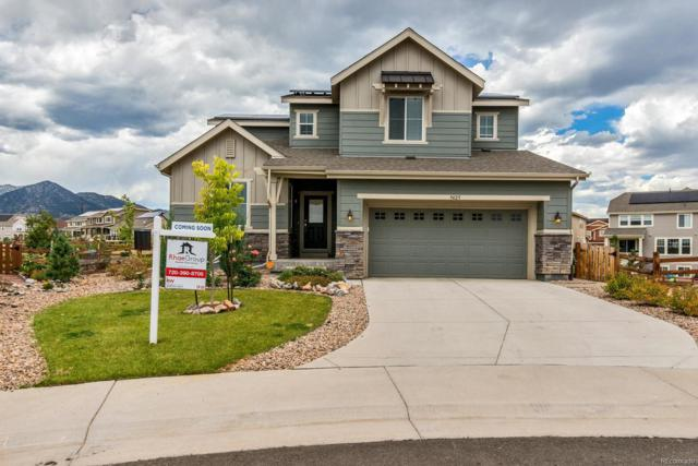 9425 Ingram Street, Arvada, CO 80007 (#5441850) :: The Peak Properties Group