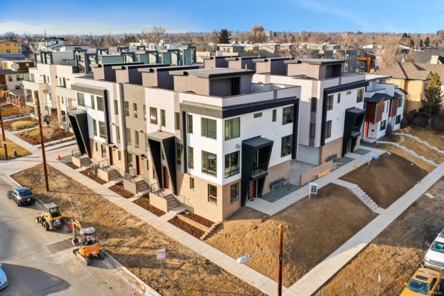 3109 W 18th Avenue, Denver, CO 80202 (#5442006) :: Wisdom Real Estate