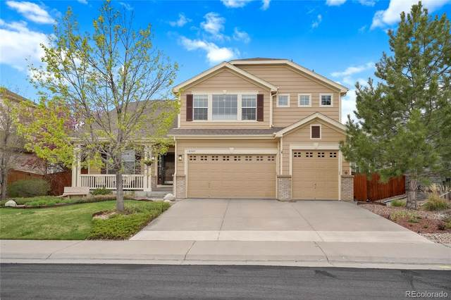 16387 Prairie Farm Circle, Parker, CO 80134 (#5442364) :: Mile High Luxury Real Estate
