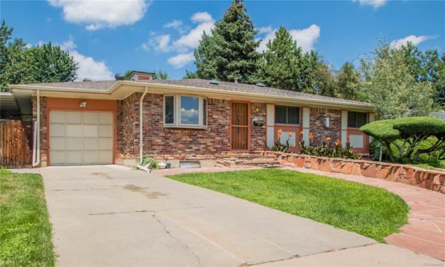 2897 S Jay Street, Denver, CO 80227 (#5442478) :: Bring Home Denver