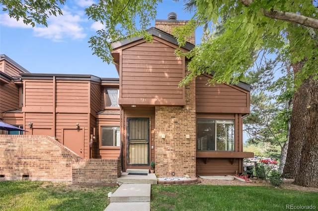 2685 S Dayton Way #298, Denver, CO 80231 (MLS #5443072) :: Find Colorado