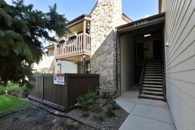 7790 W 87th Drive K, Arvada, CO 80005 (#5443243) :: The Galo Garrido Group